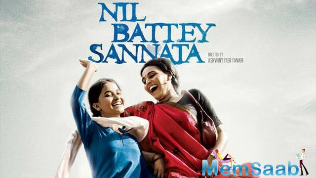 Nil Battey Sannata trailer, shows, A heartwarming  and inspirational story of a mother and a daughter