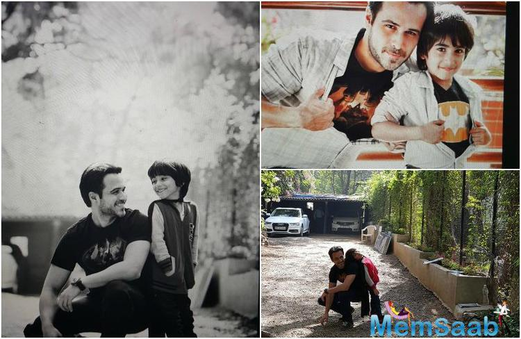 "According to Emraan Hashmi, women are emotionally ""stronger"" than men as his wife Parveen showed ""extraordinary"" strength."