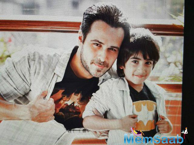 "Bollywood actor Emraan Hashmi says his six-year-old son Ayaan   has made him a better person and a responsible father, besides teaching him to ""never give up""."
