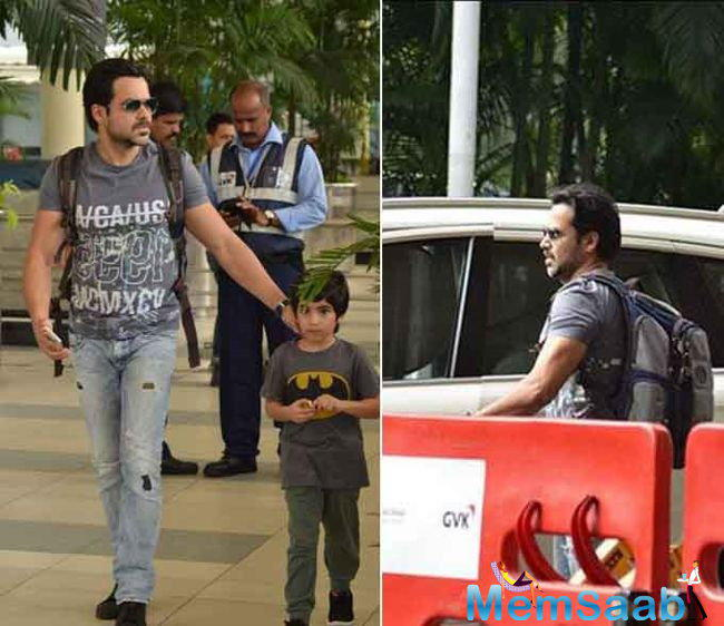 "When asked how he managed to keep himself calm throughout the period of his son's treatment, the 36-year-old actor Emraan said, ""I think I need to go for some counselling as this incident has left a deeper psychological impact on me."""