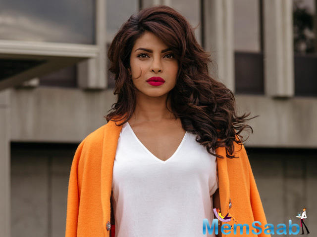 Priyanka Chopra, who is currently busy shooting for Quantico in the US, would not be able to travel to India to celebrate Holi on Thursday with her family and friends.