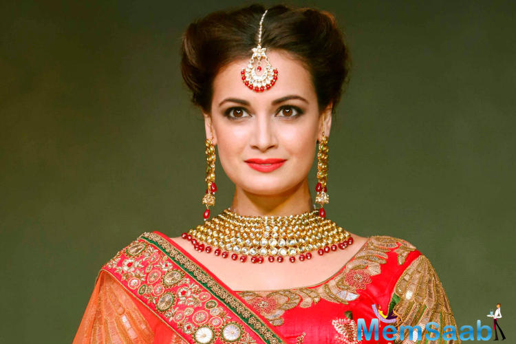 Defending herself, Dia Mirza said in a statement, as a citizen of India, I have an equal respect for all religions, festivals and customs that are celebrated in our country.