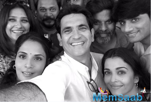 Omung Kumar's next, a biopic on Sarabjit Singh, completed its last schedule in Mumbai on Wednesday .