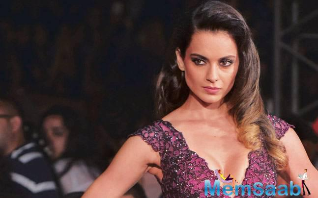 """About Kangana Ranaut's commitment Hansal says, """"She is super enthusiastic about the film and raring to go."""