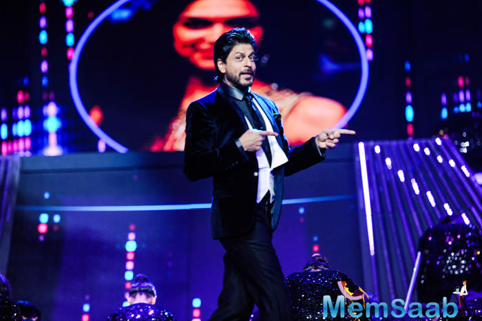 Shah Rukh Khan has expressed his want to portray veteran actor-filmmaker Guru Dutt in a biopic.
