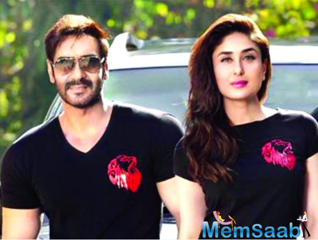 "Ajay Devgn starrer ""Baadshaho"" has been in the news over its casting and both Kareena Kapoor Khan and Priyanka Chopra is not part of this project."