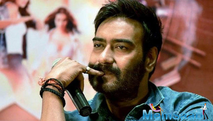 "Both Milan and Ajay Devgan have done three movies together ""Kachche Dhaage"", ""Chori Chori"" and ""Once Upon a Time in Mumbaai""."