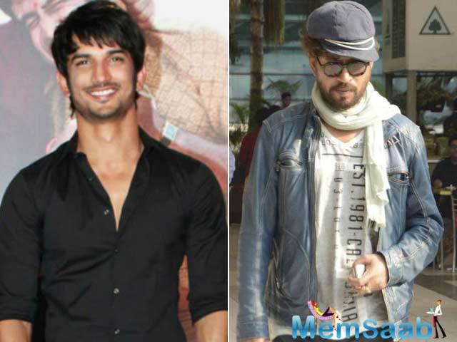 Talking about the newest addition to his kitty, Sushant added: 'It is a fantastic script and this will also be the first time I will work with Homi, which I am very excited about.