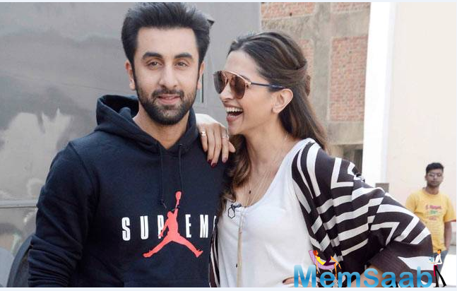 Deepika Padukone  was shooting for her Hollywood project, xXx: The Return Of Xander Cage there. As per the report, Ranbir Kapoor had gone and met Deepika privately. The two exes spent quite a bit of quality time with each other, then.