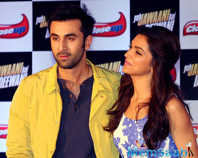 Many insiders say that, Deepika has a soft spot for Ranbir and she still has feelings for him.