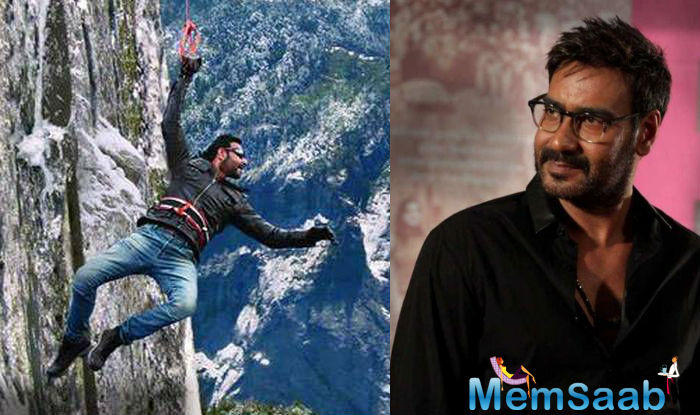 Ajay Devgn, who commenced shooting for his next directorial 'Shivaay' in December 2016, has kick-started the last schedule of the movie.