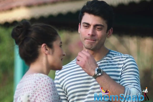 Fawad's latest release, Kapoor & Sons, is doing phenomenal business at the box office. Interestingly, he is also being praised for his eccentric, who is homosexual in the film.