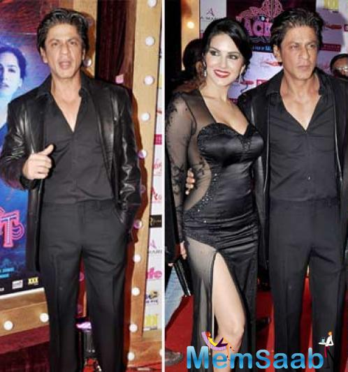 Sunny Leone's 'dream' come true on Shah Rukh Khan starrer 'Raees' set, this will be the first time Sunny will be sharing the screen space with a superstar.