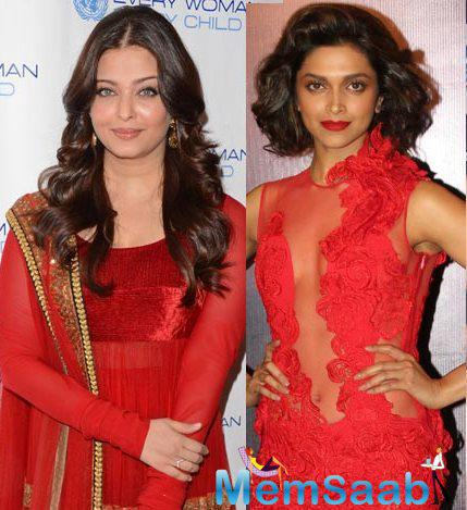 These days Deepika busy with the shooting of her Hollywood debut project  xXx: The Return of Xander Cage, while Aishwarya gearing up for the release of Sarbjit, where she portray the character of Sarabjit sister Daljeet Kaur