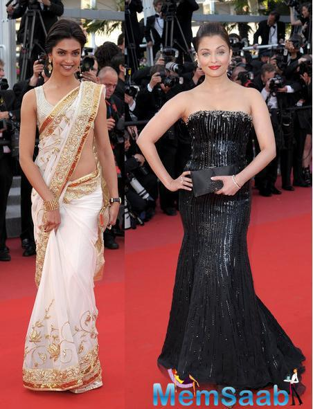 But the truth is that, Aishwarya is very much the face of the cosmetic brand, Deepika isn't replacing her at all.