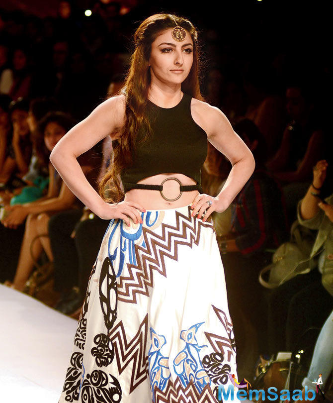 Soha Ali Khan, who last seen in Ghayal Once Again, played the role of a psychiatrist in the film.