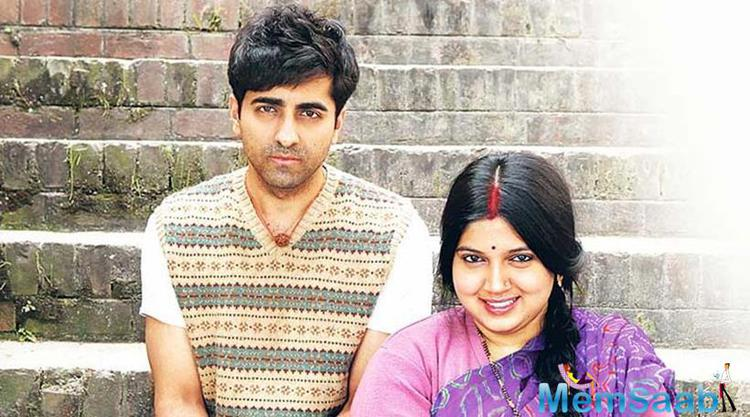 Dum Laga Ke Haisha, Best Hindi Film: Sharat Katariya's debut 'Dum Laga Ke Haisha', a '90s set drama in Haridwar about the romance between a mismatched couple, was named the best Hindi film.