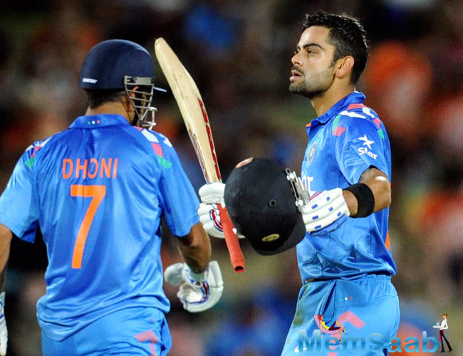 Remember, last night match how Virat Kohli became the country's darling. Kohli single-handedly powered India into the ICC World T20 semi-finals with an unbeaten 82 off 51 balls against Australia.