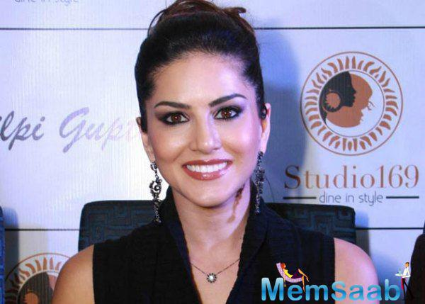 """Did she lives up to her vision for the film and character? """"There were situations where Sunny Leone wasn't looking at a particular scene the way I was looking at it."""