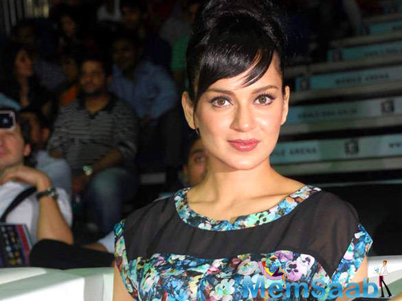 In the past, Kangana Ranaut has openly spoken about her belief in the power of stars.