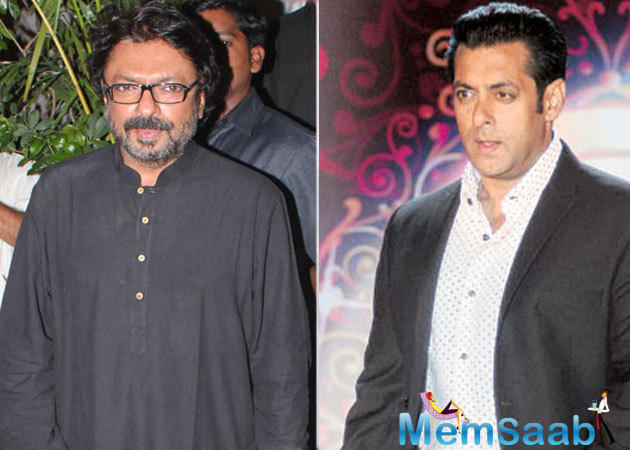 Reportedly, their friendship became strained when Sanjay approached Hrithik Roshan for 'Guzaarish', which revolved around a subject recommended by Salman khan