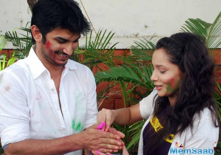 Ankita Lokhane and Sushant Singh Rajput have been together for 6 years. Recently a rumours rife that breaking up their long-time relationship.
