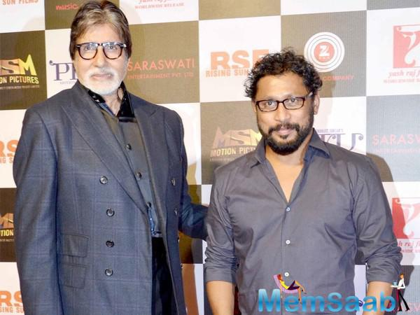 Filmmaker Shoojit Sircar says his upcoming production 'Pink' is a Delhi-set thriller and will see Amitabh Bachchan in the lead role.