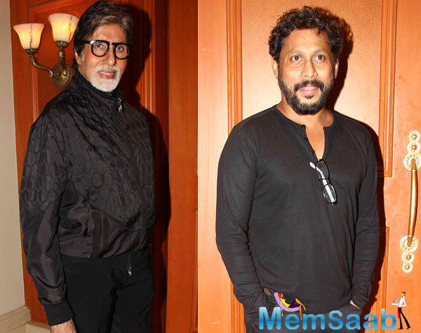 Shoojit, who is producing the movie with Ronnie Lahiri, is also its creative producer and the maker says he is deeply involved in the making, more so because he does not want to let Bachchan down.