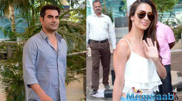 Days after Malaika Arora Khan and Arbaaz Khan issued an official statement confirming their separation where they revealed that they have taken some time out to figure out their lives, the two were snapped partying together.