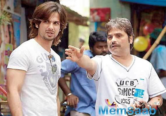 Shahid also calls Vishal Bhardwaj his lucky Charm, will also feature in Udta Punjab, also co-starring Kareena Kapoor Khan and Alia Bhatt.