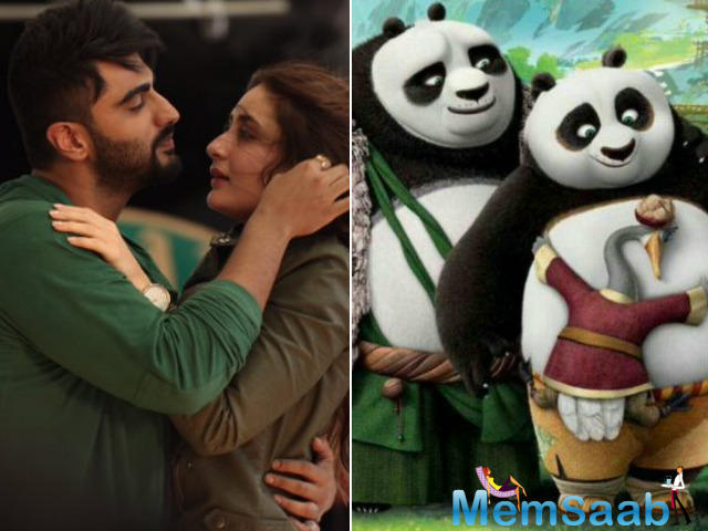 On April Fool's day, R Balki's KI and KA and popular animation movie Kung Fu Panda 3 clashing at the box office.