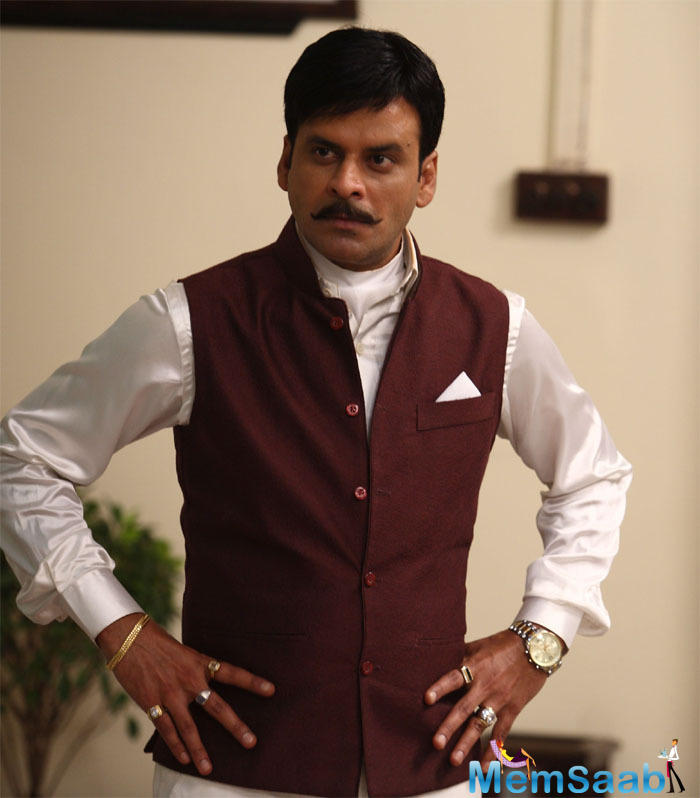Manoj Bajpayee calls National Awards 'mercurial'. He said that he expected his upcoming film to win in more than one category.