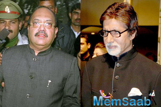 Amar Singh also mentioned that he introduced the megastar to the PM, that eventually led to Bachchan becoming the ambassador for Gujarat tourism.