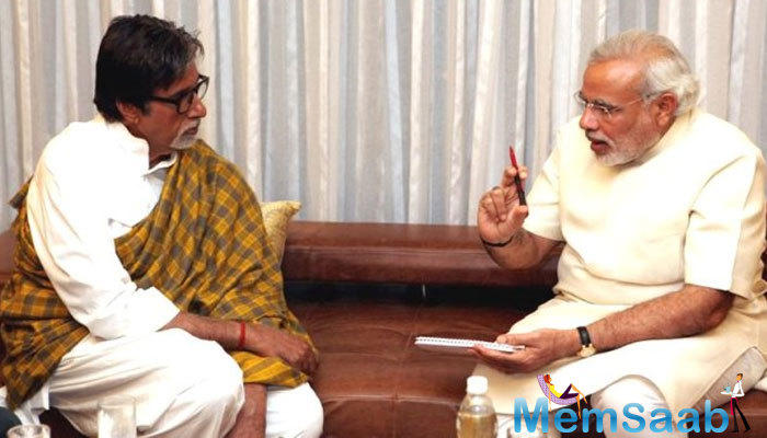 "Interestingly, earlier this month, Bharatiya Janata Party leader Shatrughan Sinha was quoted saying, ""It will be a matter of pride if Amitabh, a cultural icon, is made President of the country."