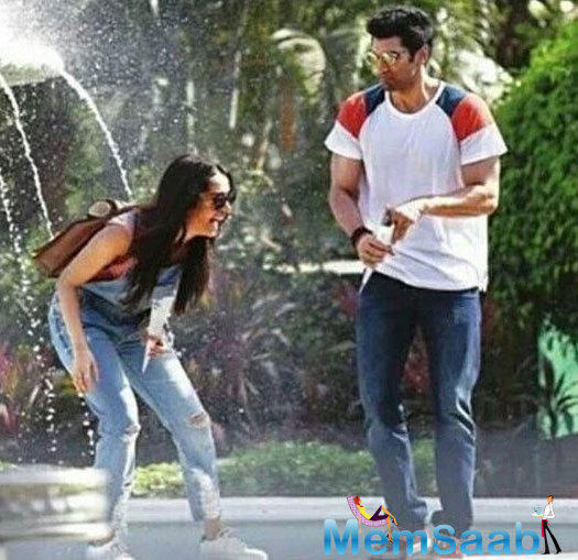 The 27-year-old actress Shraddha is nervous about what would be their reaction to the romantic-action film, directed by Sabbir Khan, which will release on April 29.