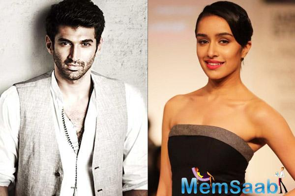 Shraddha Kapoor hopes she is able to recreate the same chemistry with Aditya Roy Kapur in the film 'Ok Jaanu'.