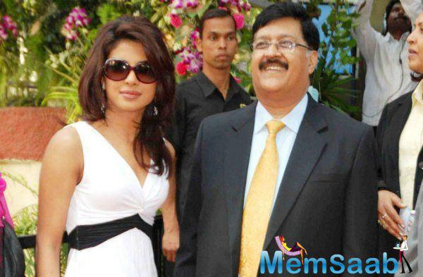 In 2008, Priyanka Chopra's father filed a complaint against Prakash for interfering in his daughter's privacy. Prakash ended up serving 67 days in jail.