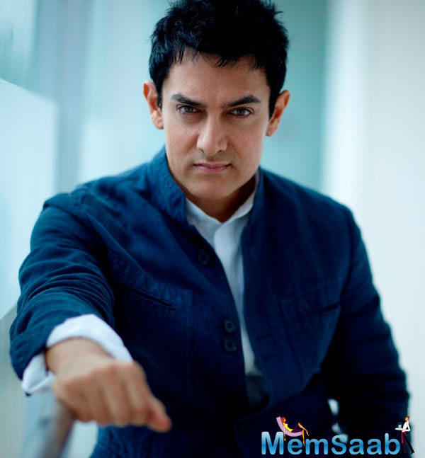Aamir Khan said his family and close friends got upset when he was