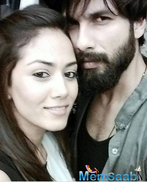 Buzz about actor Shahid Kapoor soon becoming a dad has been making rounds all over the B-town since quite some time now.