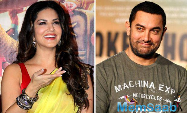 This will be the first time that Sunny Leone will be sharing screen space with a superstar, after her cameo in Akshay Kumar's Singh is Bliing.