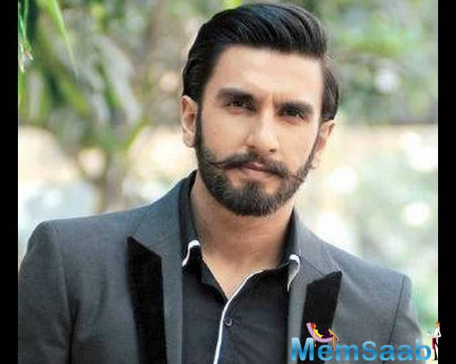 Ranveer said what a wonderful story, the way you approach the role with your physical transformation and everything... It is really a story worth telling.