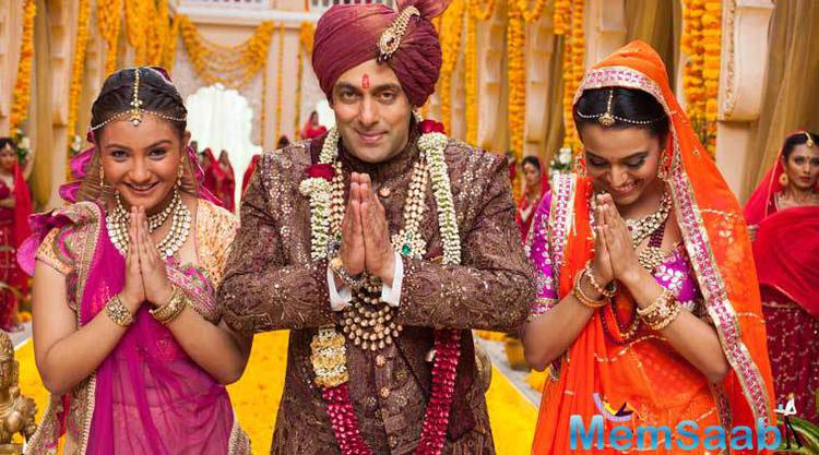 Voters chose Prem Ratan Dhan Payo title track, which became a rage online, as the most irritating song of the year,