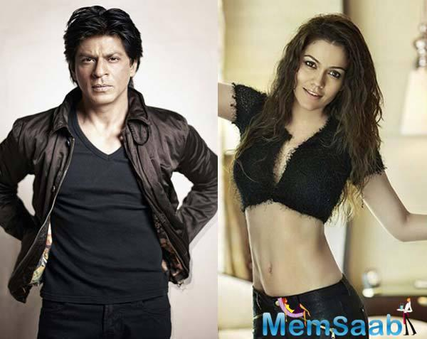 Model-turned-actress Waluscha De Sousa is making her Bollywood debut opposite star Shah Rukh Khan in 'Fan'