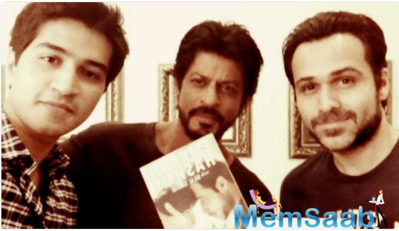 Shah Rukh, sending his love for Ayaan, tweeted,