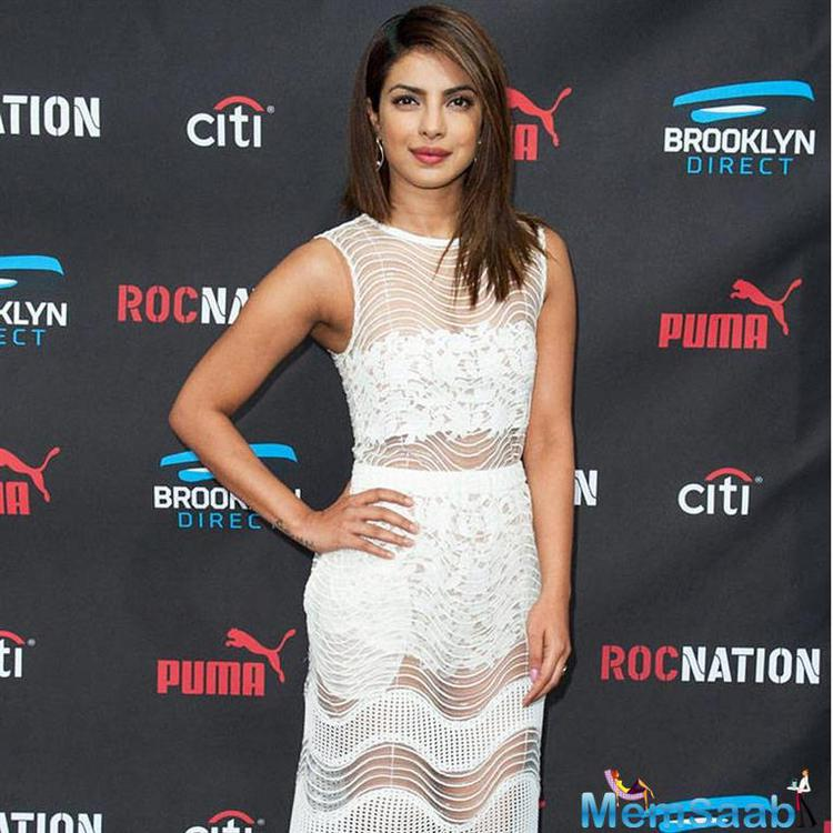Jetting across different time zones, with several projects in hand, actress Priyanka Chopra is caught up in a whir of activities since a couple of months.