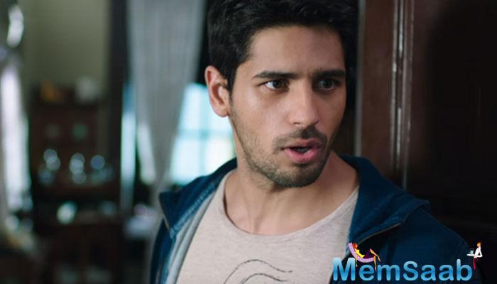 When Sidharth was asked how he takes up all the social media trolls including this latest incidence, he said:
