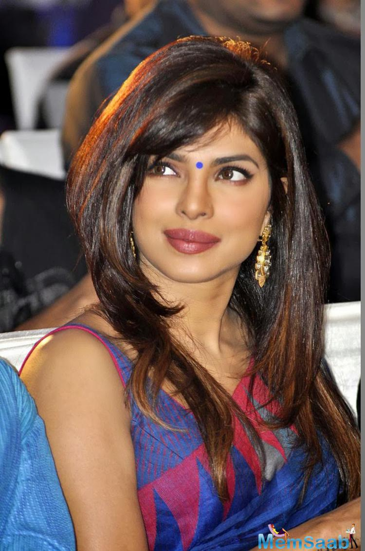 Priyanka Chopra has found a common string between Quantico and The Jungle Book - danger.