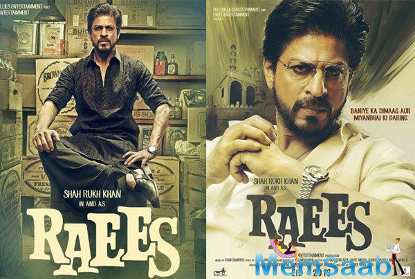 Finaly, A Rahul Dholakia film And SRK starrer Raees  has been wrapped up immediately