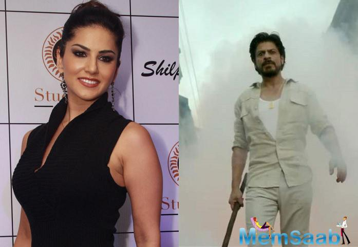 Go down in the ironic land of Gujarat, Rahul Dholakia's Raees traces SRK's character's journey from that of a bootlegger to a political leader. Actress Sunny Leone shot a particular dance sequence for the film with Shah Rukh.