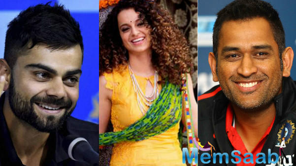 Despite repeated efforts, neither Kangana nor heroine could be contacted for a commentary.